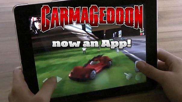 Carmageddon dojechał na AppStore