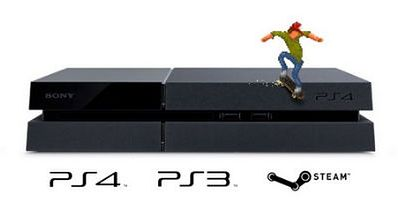 OlliOlli nadjeżdża na PS3 i PS4