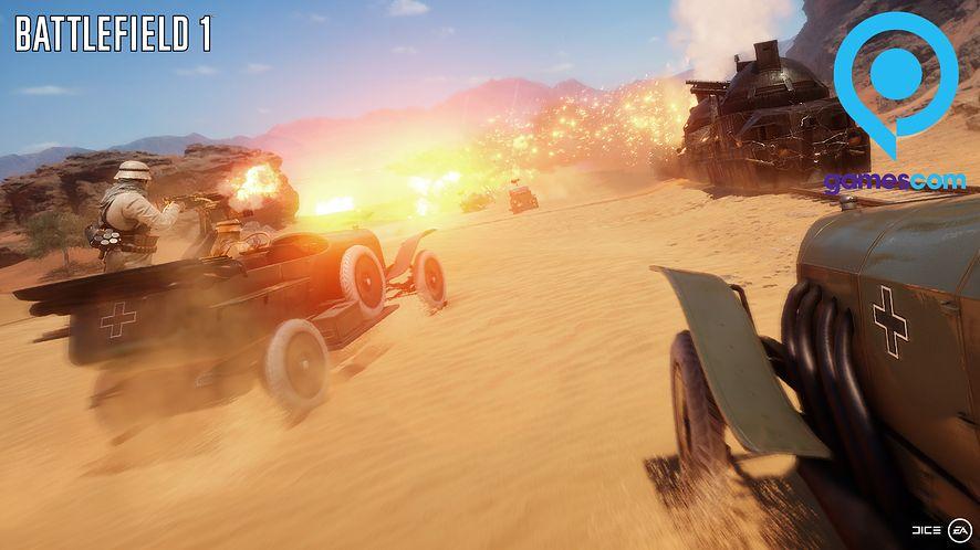 Tym razem Battlefield konkuruje tylko ze sobą