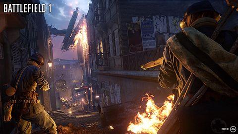 By zagrać na mapach z dodatków do Battlefield 1 bez Premium nie trzeba już będzie nawet naiwnych kumpli