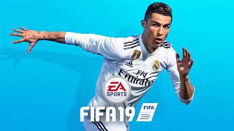 Czy Cristiano Ronaldo narobił kłopotu twórcom Fify 19?