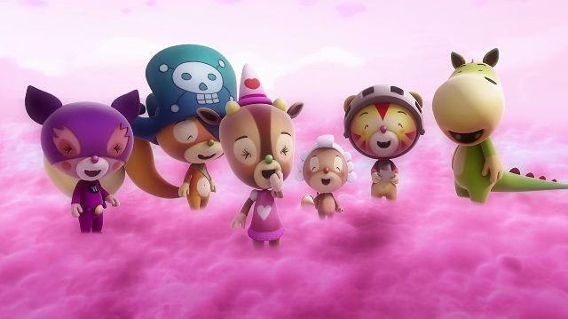 Nowy serial animowany na kanale POLSAT JimJam