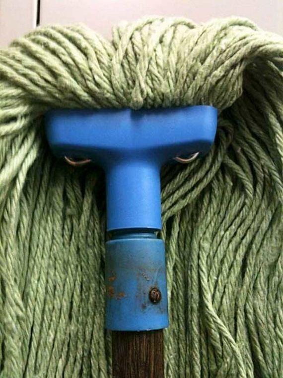 Wściekły mop
