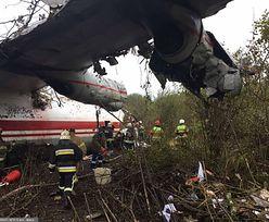 Ukraina. W samolocie zabrakło paliwa. Są ofiary śmiertelne