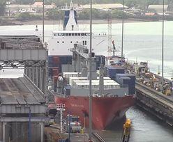Próba przemytu 100 kg kokainy na statku Duncan Island. Polak zwolniony z aresztu