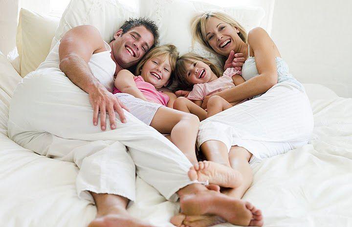 Najważniejsze jest szczęście rodzinne