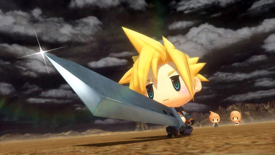 Czy słodziaszne World of Final Fantasy ma szansę zaspokoić głód fanów?