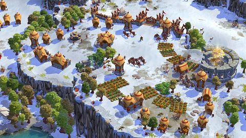 Age of Empires Online - Celtowie zmierzają do gry