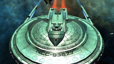 Star Trek Online również nie trafi na konsole