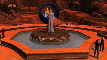Leonard Nimoy upamiętniony w Star Trek Online