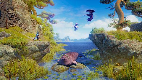 Trine 4 zaprezentowane na nowym gameplayu