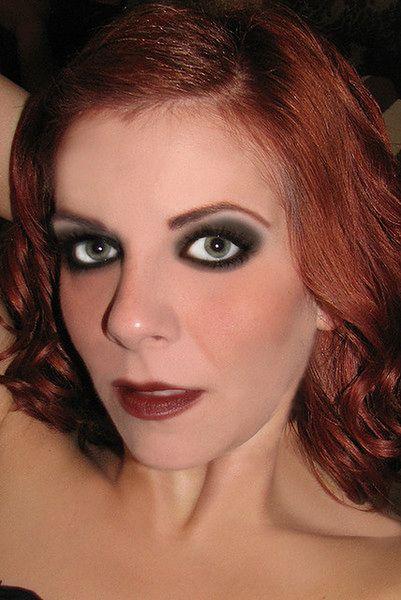 Połączenie eyelinera i cieni