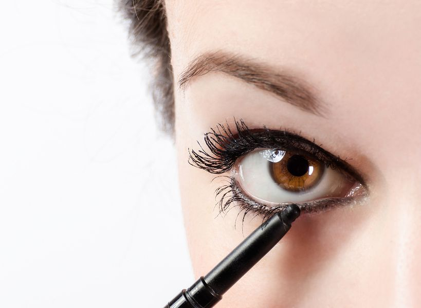 Optyczne powiększanie oczu