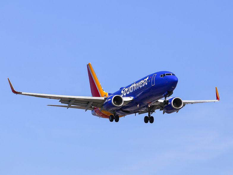 Samolot z kamerą ukrytą w WC. Piloci boeinga 737 bez wstydu