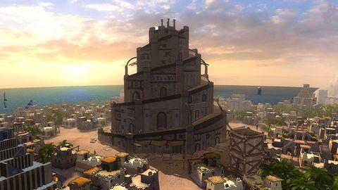 W Babel Rising wcale nie będzie chodzić o budowanie Wieży Babel