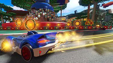 Sega zapowiada Team Sonic Racing