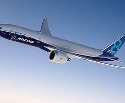 Boeing chwali się 777X. Jest tak duży, że musi składać skrzydła na lotnisku