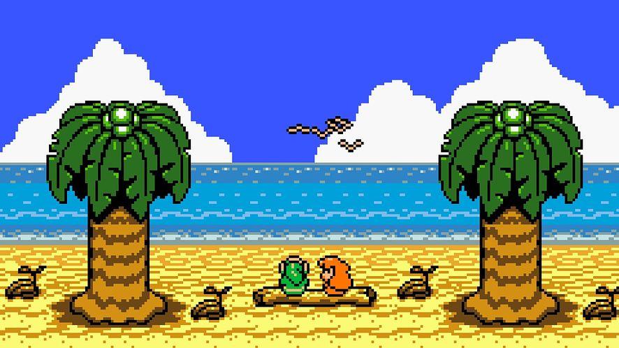Ej, a graliście... w The Legend Of Zelda: Link's Awakening?
