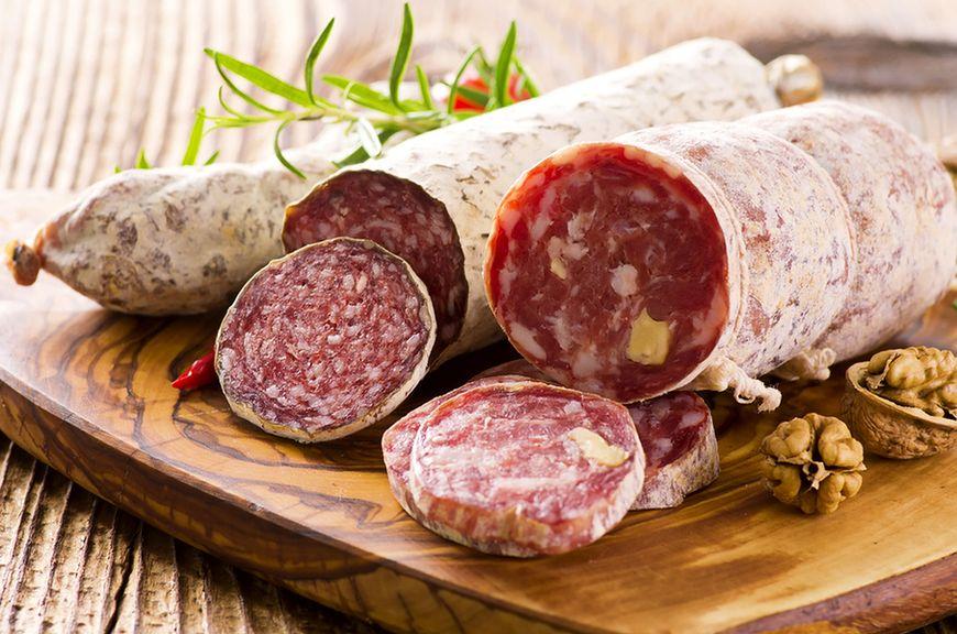 Przetworzone mięsa