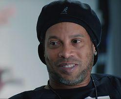 Ronaldinho nadal w areszcie. Prawnicy starają się o zwolnienie za kaucją