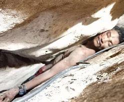 """Tkwił 4 dni uwięziony w jaskini. """"Gdybym miał nóż, zabiłbym się"""""""