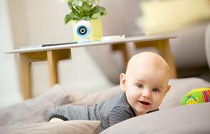 Niezapomniane chwile z kamerą EyeOn™ Baby