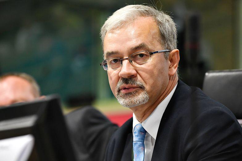 Jerzy Kwieciński nie chce zdradzić, kto będzie ministrem finansów w przyszłym rządzie