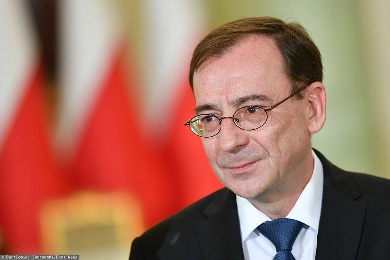 Mariusz Kamiński przyznał, że śmierć Jana Szyszki go zaskoczyła