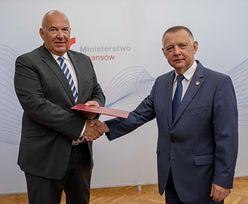 Tadeusz Kościński i Piotr Dziedzic nowymi wiceministrami finansów
