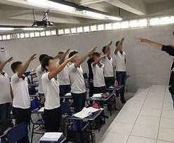 Brazylia. Wykonali nazistowski salut. Skandal w szkole