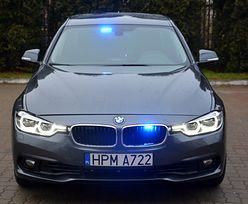 Czym jeżdżą policjanci za granicą? Na te auta trzeba uważać podczas wyjazdu na ferie