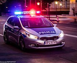 Zderzenie czterech pojazdów w Augustowie. Jest ofiara