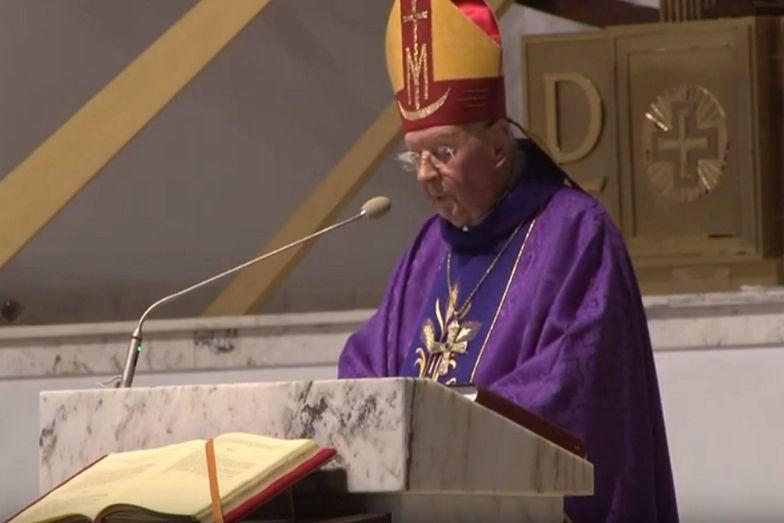 Koronawirus w Polsce: arcybiskup Ziółek zabrał głos na temat epidemii