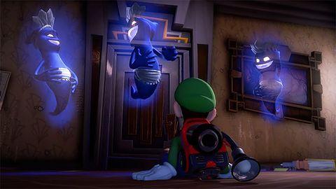 Jeśli wierzyć plotkom, data premiery Luigi's Mansion 3 to…