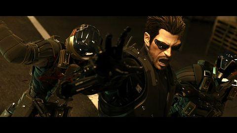 O swobodzie przegapiania w Deus Ex 3