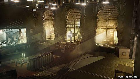 Tak wygląda nowy Deus Ex!