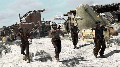 Darmowy dodatek do Red Dead Redemption 22 czerwca