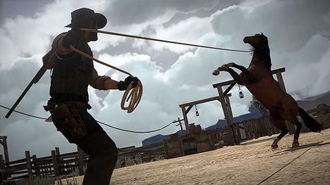 Jedzie kowboj, macha lassem - galeria z Red Dead Redemption