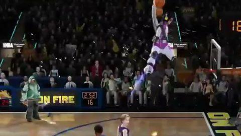 Co łączy SSX i NBA Jam?