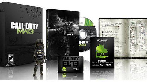 Unboxing: Modern Warfare 3 Hardened Edition