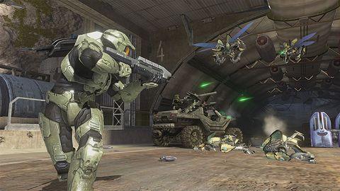 Zremasterowane Halo 3: ODST wreszcie dostępne, choć - szok - nie ustrzegło się usterki