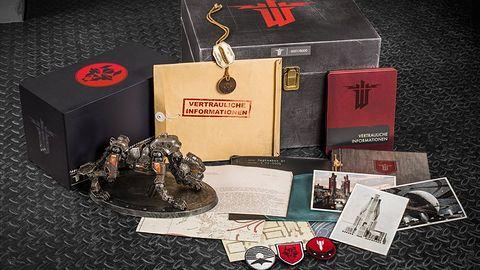 Panzerhund Edition to bardzo specjalne wydanie Wolfenstein: The New Order