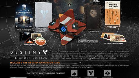 Zamówiliście edycję kolekcjonerską Destiny? Lepiej sprawdźcie, czy na pewno ją dostaniecie