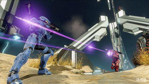 Nie 20, a 15 gigabajtów będzie zajmować pierwsza łatka dla Halo: The Master Chief Collection