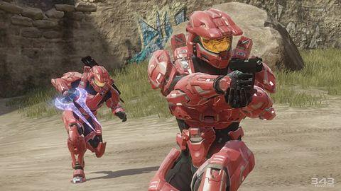 W zwiastunie Halo: The Master Chief Collection nie brakuje żadnej z odświeżonych gier