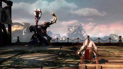 Powtórka z rozrywki: nowy God of War na filmikach