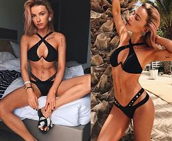 Idolka nastolatek chwali się luksusem. Kusi w skąpym bikini w Dubaju