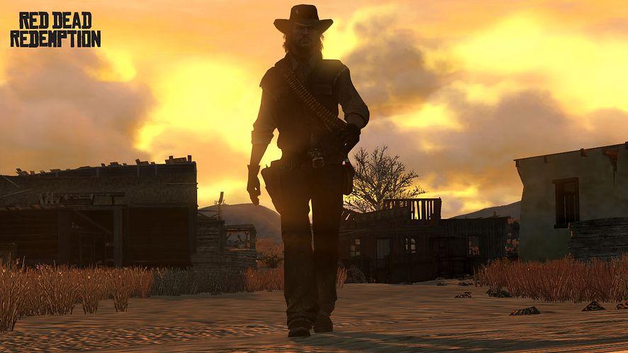 Red Dead Redemption jako film