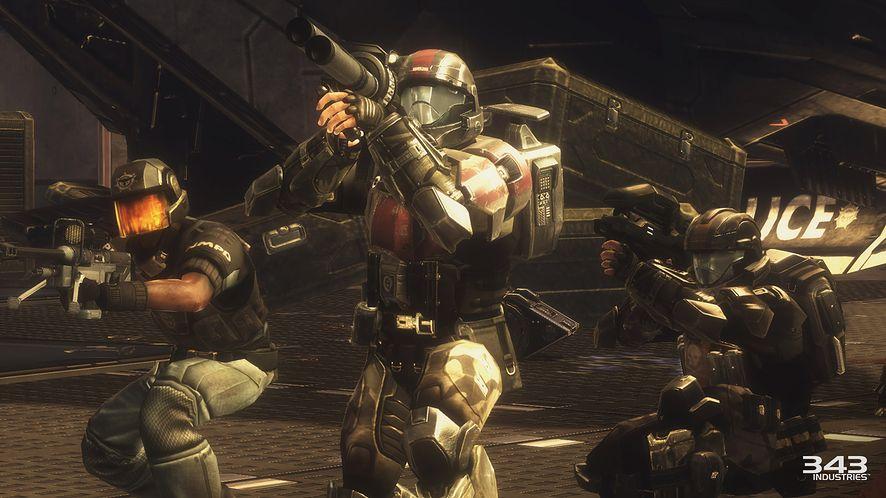 Odświeżone Halo 3: ODST jest tuż za rogiem