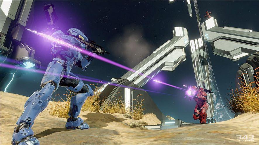 Tak prezentują się zremasterowane mapy w Halo: The Master Chief Collection